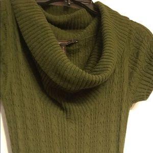 BCBG maxazria fitted knit dress